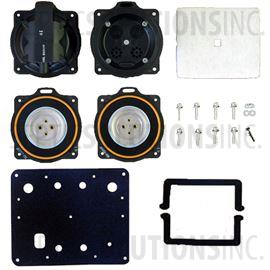 Hiblow HP-100LL and HP-120LL Complete Diaphragm Replacement Kit