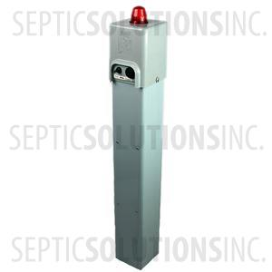Observer 100 Series Outdoor Pedestal High Water Alarm with 20' Mechanical Float Switch