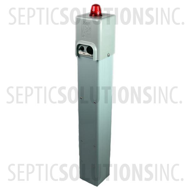 Observer 100 Series Outdoor Pedestal High Water Alarm with 20' Mechanical Float Switch - Part Number 10A100