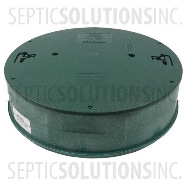 "Polylok 20"" Septic Tank Riser Lid Model PL-20RC, 3009C - Part Number 3009-RC"