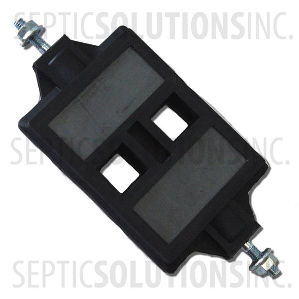 Secoh SLL-40 Replacement Magnetic Rod Block - Part Number SLL40Magnet