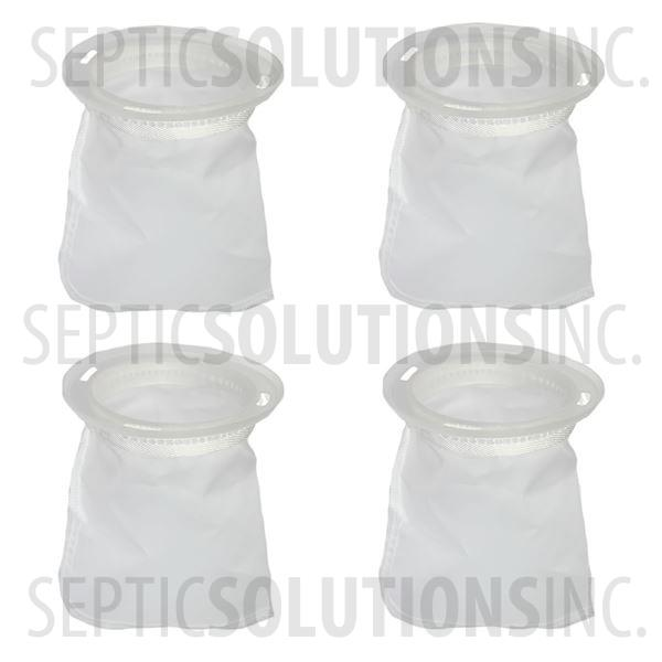 Filtrol 160 Washing Machine Filter Bag Replacements (Pack of 4) - Part Number Filtrol160BagPak