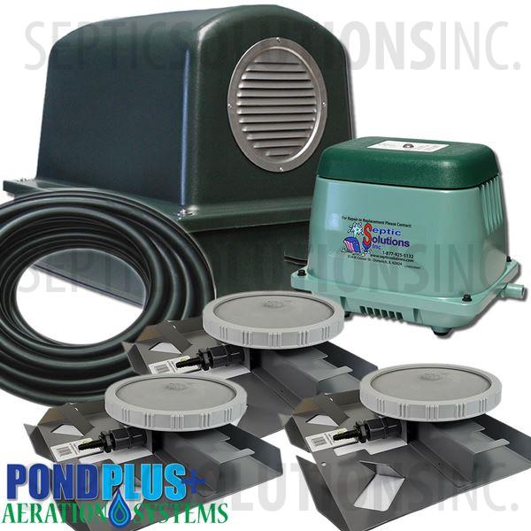 PondPlus+ P-O2 1203 Aeration System for Small Ponds - Part Number PO21203