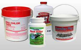 Septic Care Products