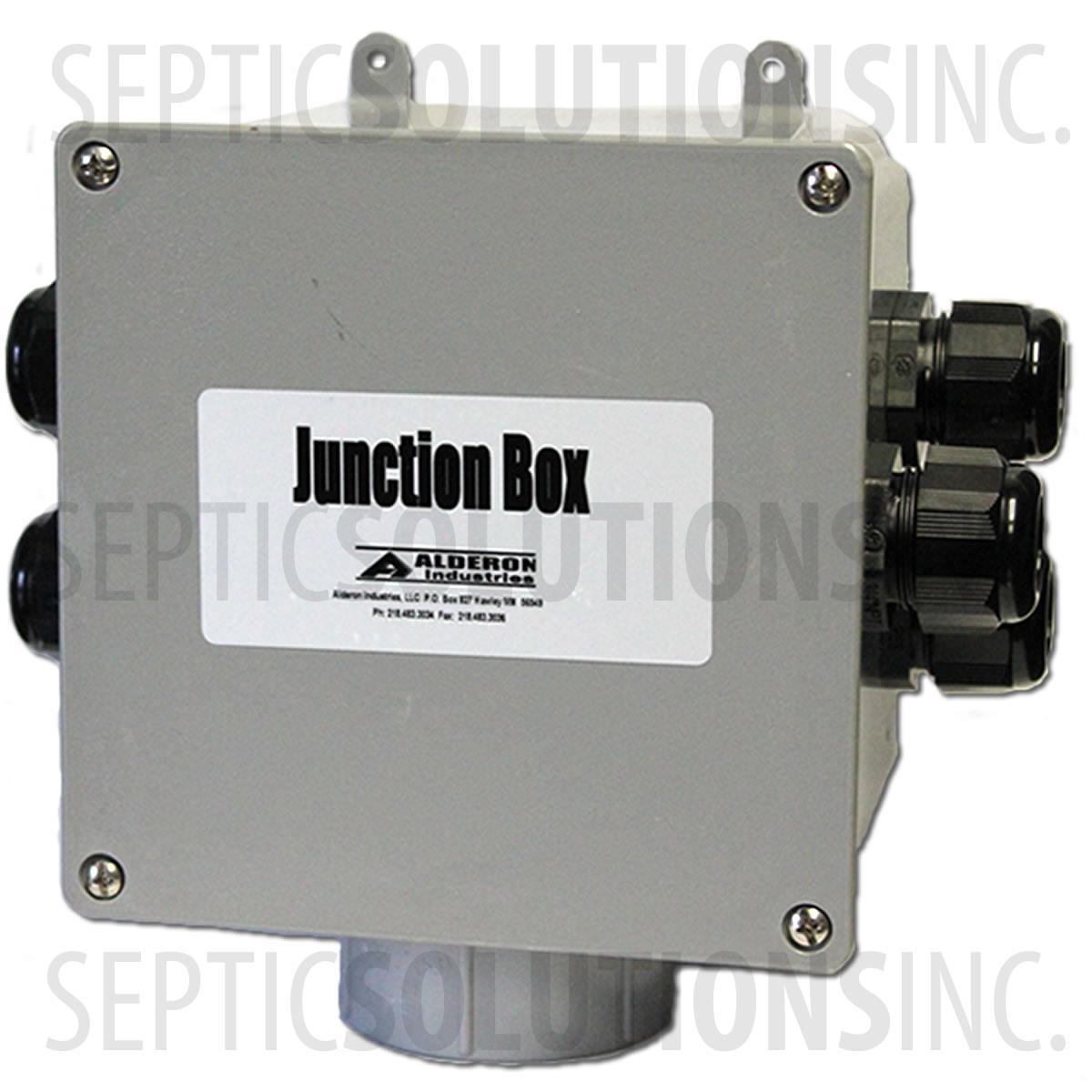 Alderon Medium Junction Box