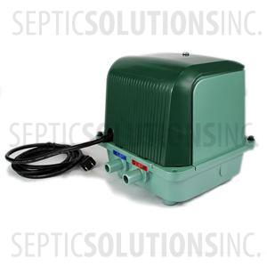 Hiblow DUO 80 Dual Port Septic Air Pump