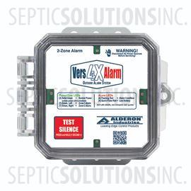 Alderon VersAlarm 4X Indoor/Outdoor Dual Zone Alarm