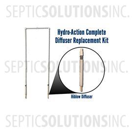 Hydro-Action Diffuser Replacement Kit
