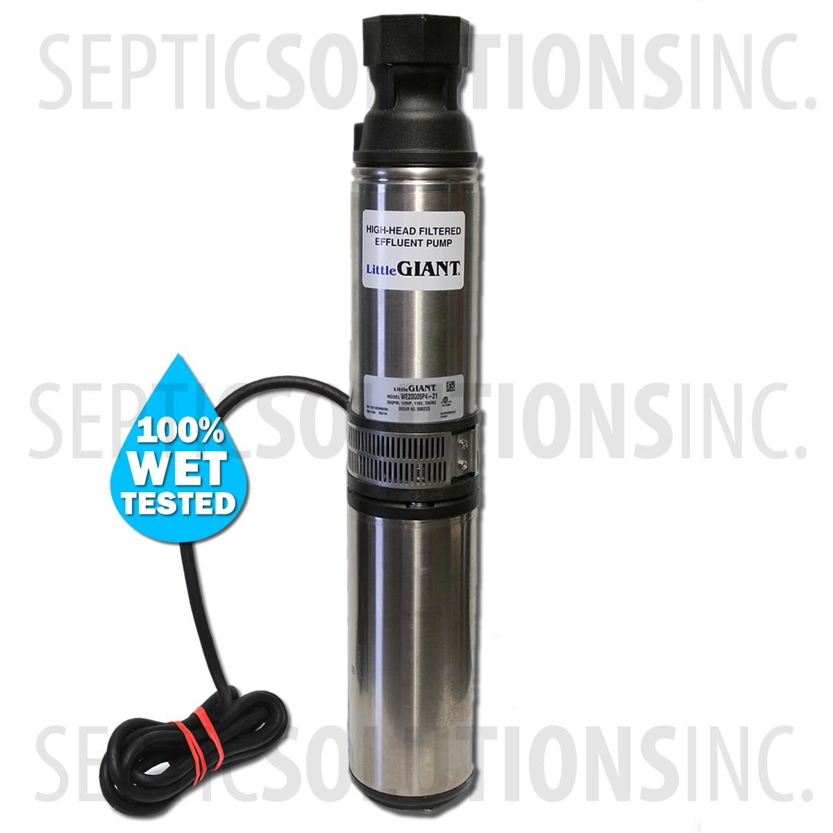 franklin electric little giant we10g05p4 21 submersible high head rh septicsolutions com