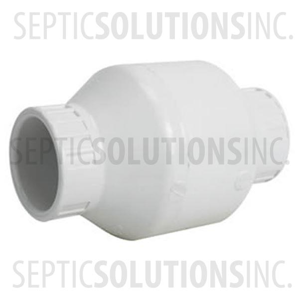 1-1/2'' ProPlus PVC Spring Check Valve - Part Number 262067