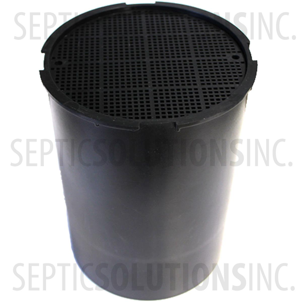 Vent Pipe Odor Filter For 1 5 Quot Pvc Vent Stacks Activated Carbon Vent Stack Filter