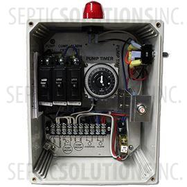 RWT-1L Alternative Replacement Aerobic Control Panel for Jet Aeration and Norweco Singulair Systems