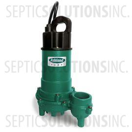 Ashland Model EPF30W1-20 3/10 HP Submersible High Flow Effluent Pump