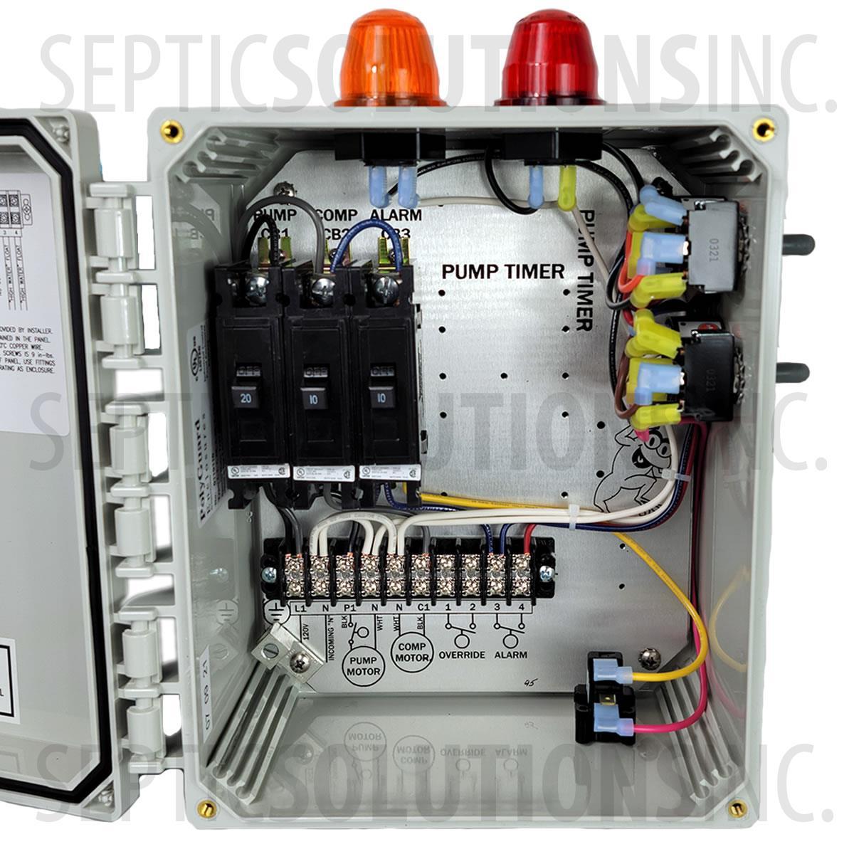 aerobic septic system wiring diagram wiring diagram rh 14 malibustixx de Septic Tank Control Wiring Diagram