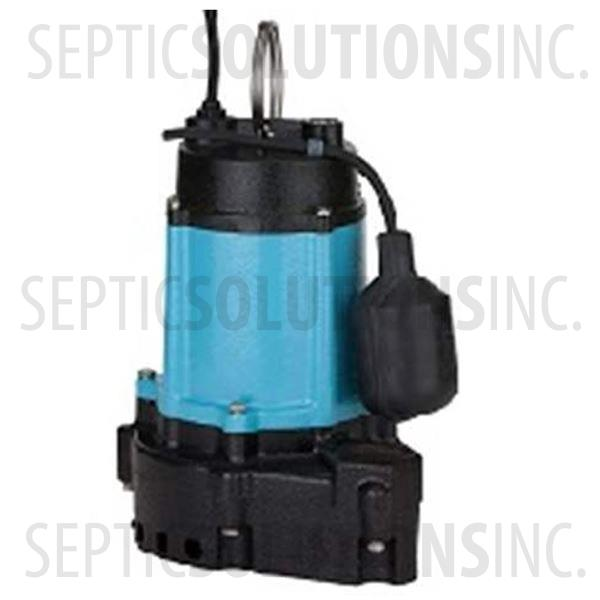 Little Giant Model 10EC-CIA-RF 1/2 HP Submersible Effluent Pump - Part Number 510852