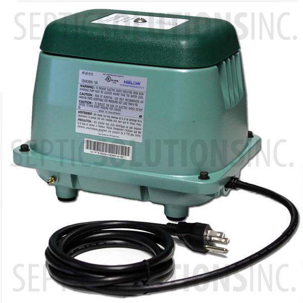 Aqua-Aire Alternative 500 GPD Linear Septic Air Pump - Part Number AA500