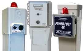 Pedestal High Water Alarms