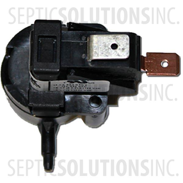 Universal Internal Pressure Switch for Aerobic Control Panels - Part Number 60A809