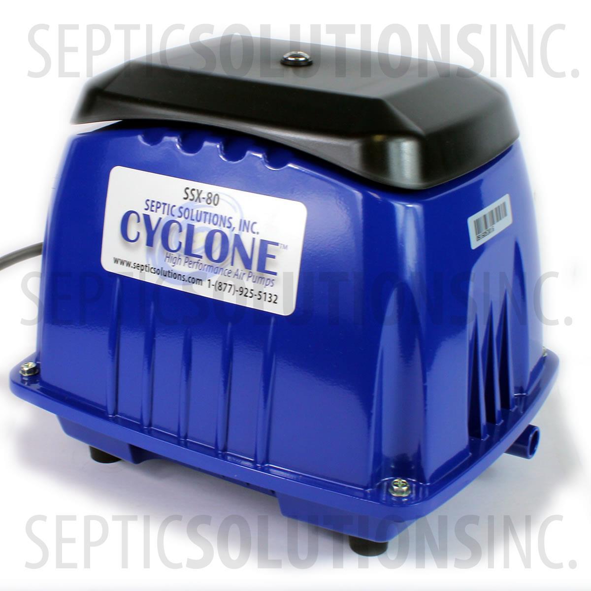 Cyclone Ssx 80 Septic Air Pump Ssx80 Free Shipping