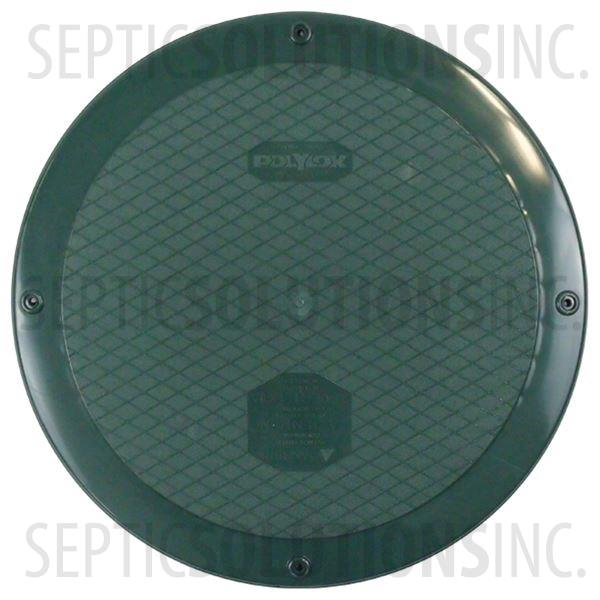 "Polylok 15"" Heavy Duty Corrugated Pipe Cover - Part Number 300415-C"