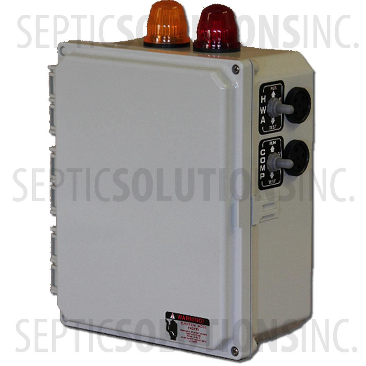 Bio B Double Light Aerobic Control Panel Free Shipping