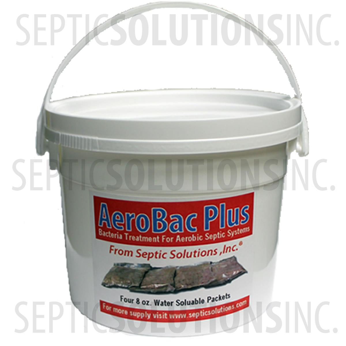 Aerobac Plus Aerobic System Bacteria Treatment Aerobic