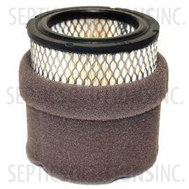 Filter Element Replacement for 1.25'' Intake Filter (for FS-18P-125)