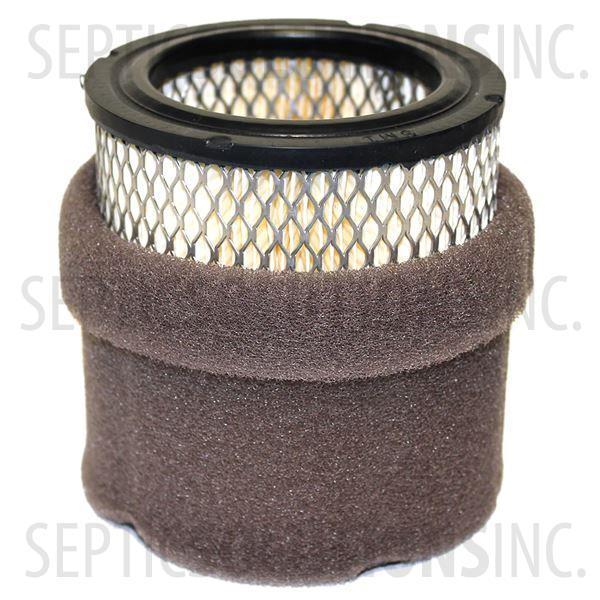 Filter Element Replacement for 1.25'' Intake Filter (for FS-18P-125) - Part Number FE18P