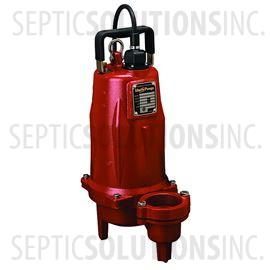 Liberty LEH200-Series 2.0 HP High Head Sewage Ejector Pump