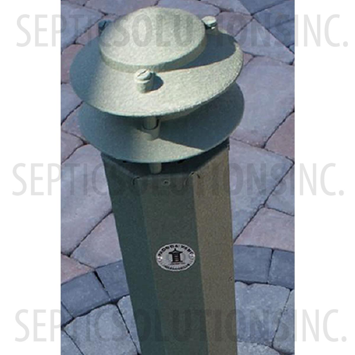Three Foot Pagoda Vent In Moss Green Pv3moss Free Shipping