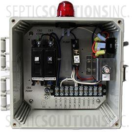 RWT-1L-NPC Alternative Replacement Aerobic Control Panel for Jet Aeration and Norweco Singulair Systems