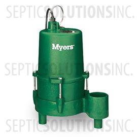 Myers ME45 1/2 HP Submersible Effluent Pump
