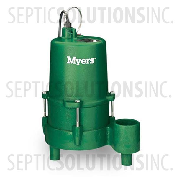 Myers ME45 1/2 HP Submersible Effluent Pump - Part Number ME45AC-11