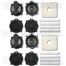 Secoh EL-120W, EL-150W, EL-200W Diaphragm Replacement Kit