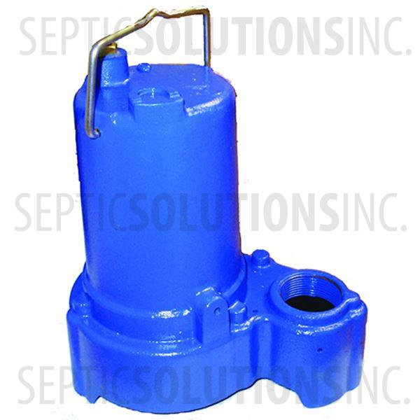 Power-Flo Model PF50AX 1/2 HP Submersible Effluent Pump - Part Number PF50AX