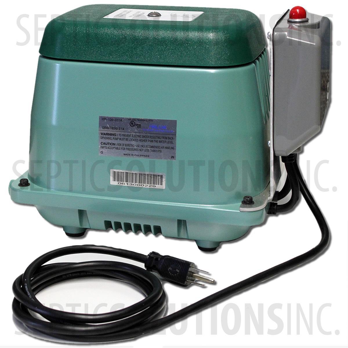 Hiblow Hp 120ll 011a Linear Septic Air Pump Fast Amp Free