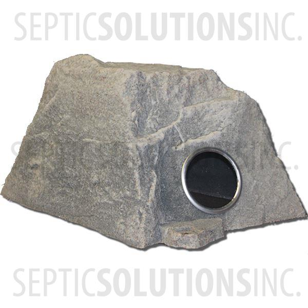 Fieldstone Gray Vented Replicated Rock Enclosure Model 106 - Part Number 106-FS-2V