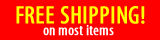 Free Shipping on most items