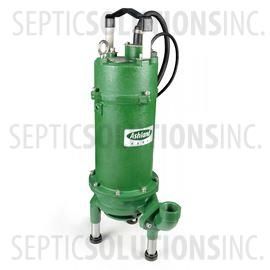 Ashland Model AGP-HC200 2.0 HP Submersible Sewage Grinder Pump