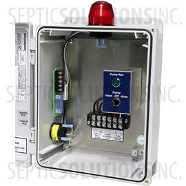 Alderon Big Switch Economy Simplex Control Panel (120V, 0-15FLA)