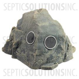 Fieldstone Gray Vented Replicated Rock Enclosure Model 109